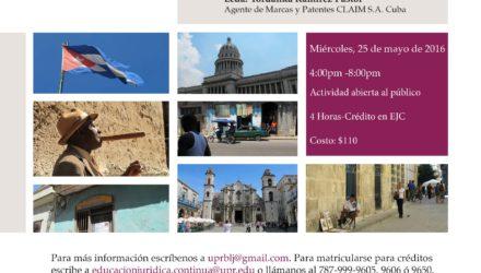 Marcas Cuba Y U.S.A.: Marco Regulatorio, Conflictos Y Perspectivas Para La Protección Efectiva De Los Derechos